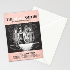 The Blacksmiths ANALOG zine Stationery Cards