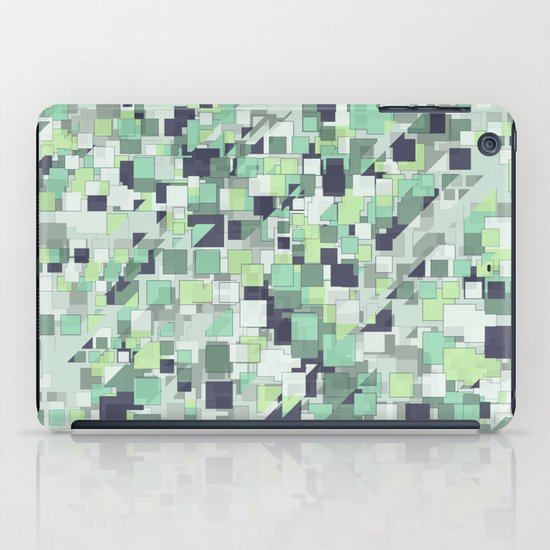 Cubic  iPad Case