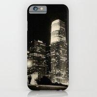 LA at night. iPhone 6 Slim Case