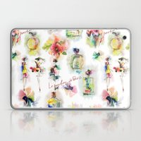 Aromas Of Paris Laptop & iPad Skin