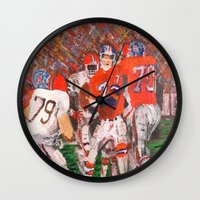 Duke Wall Clock