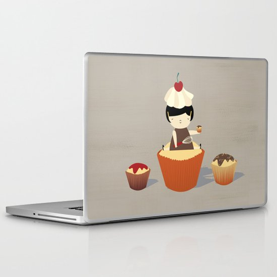 Oversweet Laptop & iPad Skin