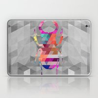 Stag Beetle Laptop & iPad Skin