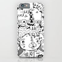 Leader of the Pack iPhone 6 Slim Case