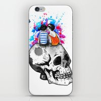 Love, Hate, Tragedy... iPhone & iPod Skin