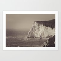 Lulworth Art Print