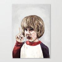 Danny Torrance Canvas Print