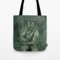 One Minute Left.... Tote Bag
