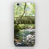 Bridal Veil Falls OR For… iPhone & iPod Skin