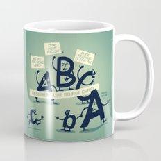 Type Rights Mug
