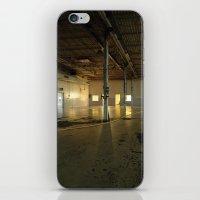 Factory Floor iPhone & iPod Skin