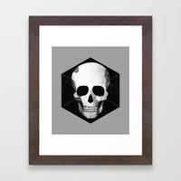 DIEmension Framed Art Print