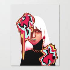Decoy Canvas Print