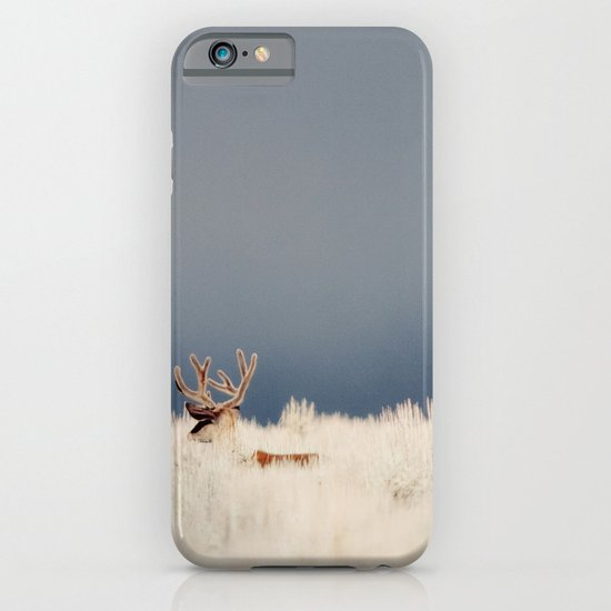 AGAINST THE FOG iPhone & iPod Case