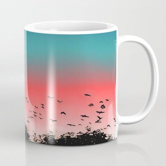 Birds Flying High Mug