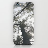 iPhone & iPod Case featuring Above by Monsters Ate My Brain