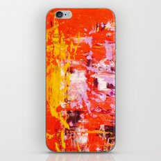 SCRAPE 4 iPhone & iPod Skin