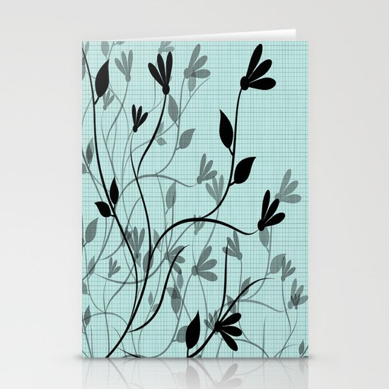 Gentle Breeze Stationery Card