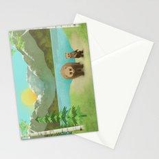 one cub Stationery Cards