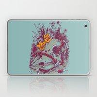 Death Blooms Laptop & iPad Skin