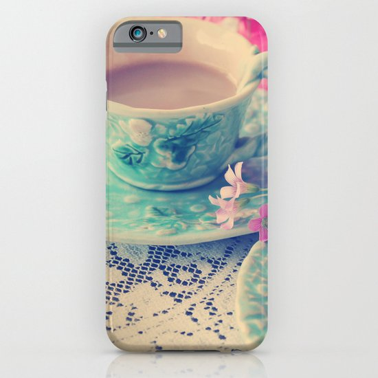 Sweet Morning iPhone & iPod Case