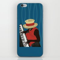 Praise And Worship Piano… iPhone & iPod Skin