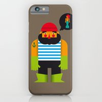 iPhone & iPod Case featuring Fiserman by Marco Recuero