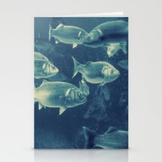 Fish 2 Stationery Cards
