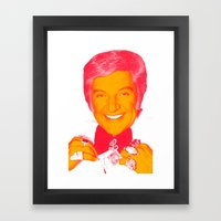 Liberace Framed Art Print