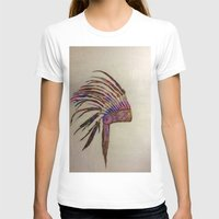 native american T-shirts featuring Native  by emily.bee