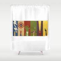 Assemble Shower Curtain