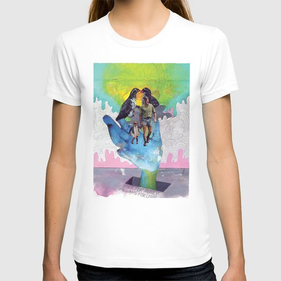 Never for Money Always for Love T-shirt