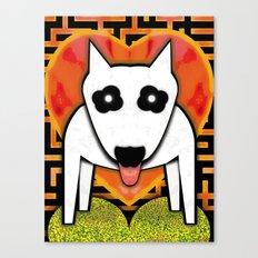 LOVE SHUI Canvas Print