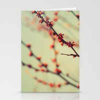 When Spring Was Autumn..… Stationery Cards