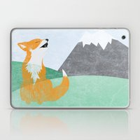 The Wild Fox Laptop & iPad Skin