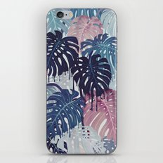Monstera Melt iPhone & iPod Skin