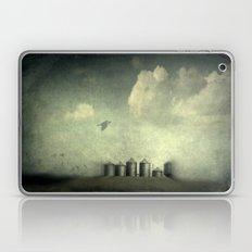 Silos of the Prairies Laptop & iPad Skin