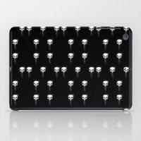 Skulls Pattern iPad Case