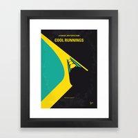 No538 My COOL RUNNINGS M… Framed Art Print