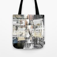 Fleeting About The Teem … Tote Bag