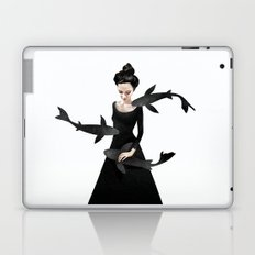News from afar Laptop & iPad Skin