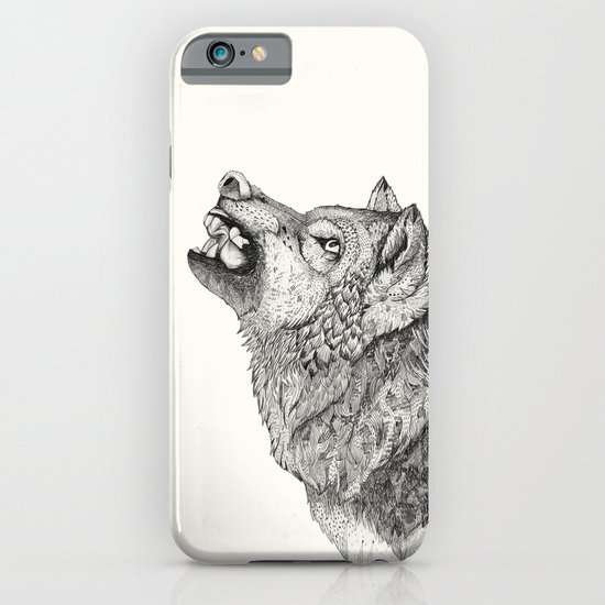 Wolf // Graphite iPhone & iPod Case