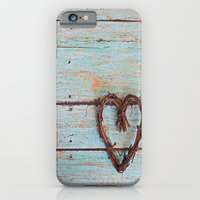 iPhone & iPod Case featuring Heart by Marisa Nourbese Photos