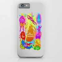 "iPhone & iPod Case featuring ""YOUR OWN ADVENTURE"" by XRAY"