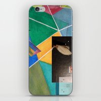 Umrolqh iPhone & iPod Skin