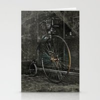 Long ride Stationery Cards