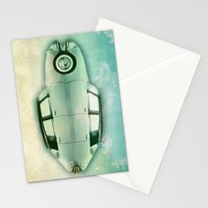 Siamese citroen Stationery Cards