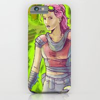Steampunk Goddess iPhone 6 Slim Case