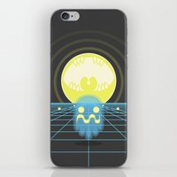 Pac-Monster iPhone & iPod Skin