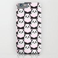 LAZY  PANDA iPhone 6 Slim Case